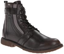 Bed Stu Men's System Engineer Boot,Black,11.5 M US