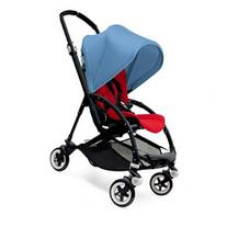 Bugaboo Bee3 Complete with Aluminum Base and Black Seat in