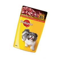 Pedigree Beef Chunks in Sauce Made From Real Meat Dog Food