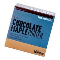 Brooklyn Brew Shop Beer Making Mix Chocolate Maple Porter