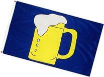 Beer Mug - 3' x 5' Polyester Flag
