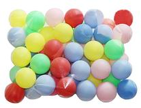 TADICK Beer Ping Pong Balls Assorted Color Plastic Ball