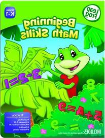 LeapFrog Beginning Math Skills Workbook for Preschool with