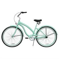 Firmstrong Bella 3 Speed, Mint Green - Women's 26 Beach