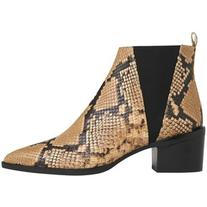 Whistles Belmont Pointed Toe Block Heeled Ankle Boots