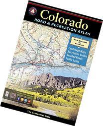 Colorado Road and Recreation Atlas