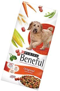 Purina Beneful Originals With Real Beef Dry Dog Food - 15.5
