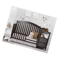 Sorelle Berkley Crib/Crib and Changer Toddler Rail -