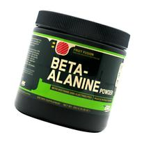 OPTIMUM NUTRITION Beta Alanine Powder, Fruit Fusion, 75