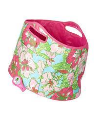 Lilly Pulitzer Beverage Bucket, Big Flirt, Pink