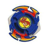 Basic Fun Beyblades Dranzer Series I Keychain