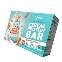 Quest Nutrition Beyond Cereal Protein Bar, Cinnamon Roll, 15