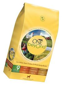 Purina ONE Beyond Dog Chicken Oat, 3.50-Pounds