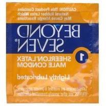 Okamoto BEYOND SEVEN Condoms - 25 condoms