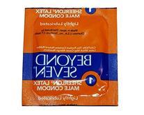 Okamoto BEYOND SEVEN Condoms - 50 condoms