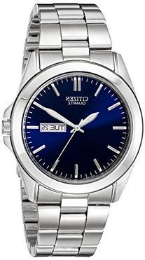 Citizen Men's Quartz Watch with Day/Date, BF0580-57L