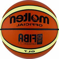 Molten BGL7 Leather Basketball, Official Basketball of FIBA