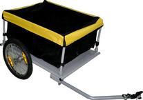 Bicycle Bike Cargo Trailer Cart Carrier Yellow