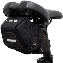 BV Bicycle Black Medium Y-Series Seat Strap-On Saddle Bike