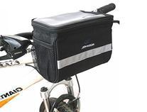 BicycleStore® Bicycle Cycling Basket Handlebar Bag with