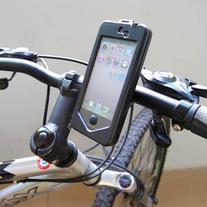SQdeal® Bicycle Mount Holder Waterproof Case for iPhone 5