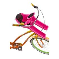 iBert Safe-T-Seat with New Wheel Fun Comfy Front Babyseat in