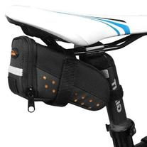 Ibera Bicycle Strap-On Reflective SeatPak