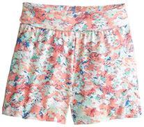 Splendid Big Girls' Abstract Floral Printed Skirt, Multi, 10
