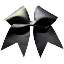 Chosen Bows Big Classic Cheer Bow, Black