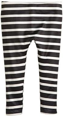 Derek Heart Big Girls' Fleece Lined Star Print Legging,