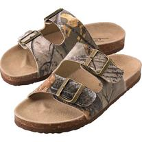 Legendary Whitetails Women's Big Game Camo Boundary Sandals