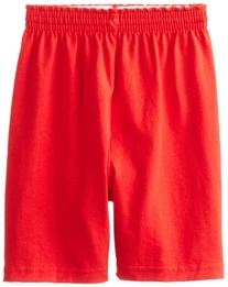 Soffe Big Boys' Heavy Weight Cotton Short, Dark Green, Small