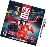 Big Hero 6 3DS - Nintendo 3DS