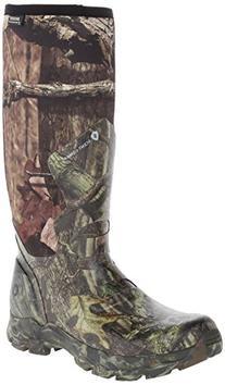 Bogs Men's Big Horn Waterproof Hunting Boot,Mossy Oak,7 M US