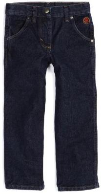 Wrangler Big Boys' 20X Jeans, Relaxed Fit, Stone Dark Denim