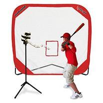 Heater Sports Big League Soft Toss Pro & Spring Away Pro 7x7