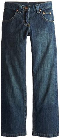 Lee Big Boys' Premium Select Slim Fit Straight Leg Jeans,