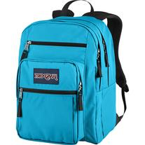 JanSport Big Student Backpack - 2100cu in Mammoth Blue, One