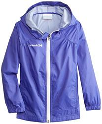 Columbia Big Girls' Girls Switchback Jacket, Light Grape,