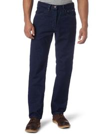 Lee Men's Big-Tall Regular Fit Straight Leg Jean, Double