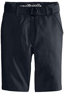 Eddie Bauer Big Boys Twill Shorts with Back Flap Pockets,