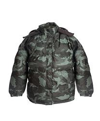 Polar Ice Big Boys' Warm Puffer Coat Camouflage Hooded