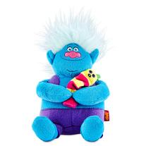 Trolls Biggie and Mr Dinkles Plush Dog Toy, Small