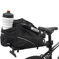 BV Bike Commuter Carrier Bag & Seat Post Rack Combo