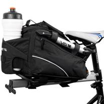 BV Bike Commuter Carrier Bag with Velcro Pump Attachment