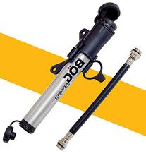 Bog Products Mini High Pressure Compact Bicycle Pump Presta