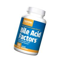 Jarrow Formulas Bile Acid Factors, Capsules - 90 ea