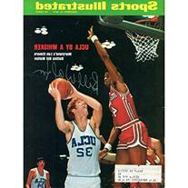 Bill Walton Autographed Sports Illustrated Magazine-