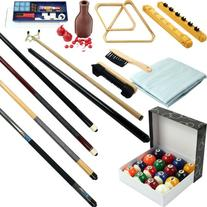 32 piece Billiards Accessories Kit for your Pool Table