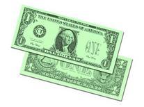 17 Pack LEARNING ADVANTAGE $5 BILLS SET 100 BILLS